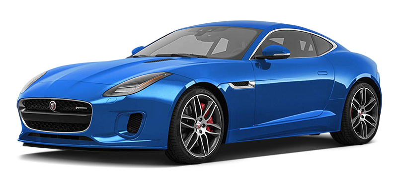 Jaguar F-Type купе 3 AT S AWD