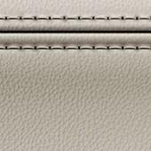 (серый) Сиденья Light Oyster, салон Lunar/Light Oyster, лицевая часть сидений кожа Grained