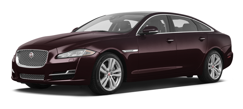 Jaguar XJ седан