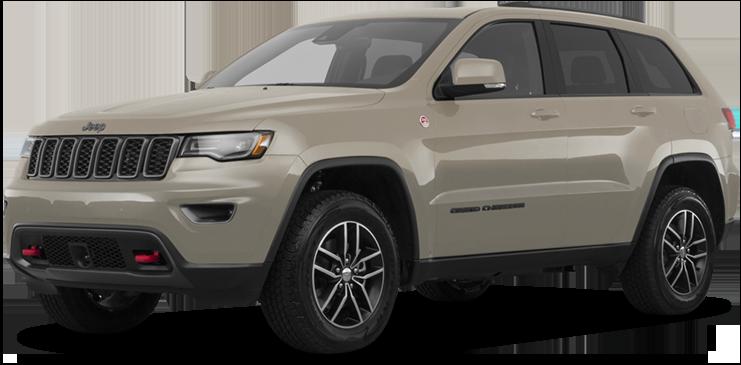 Jeep Grand Cherokee Внедорожник