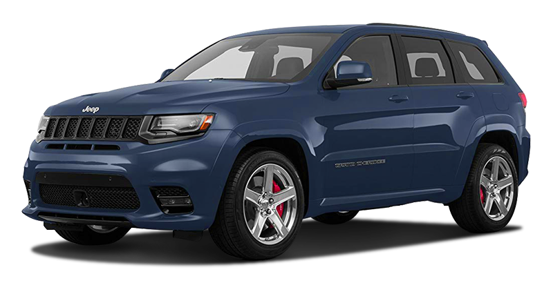 Jeep Grand Cherokee SRT универсал