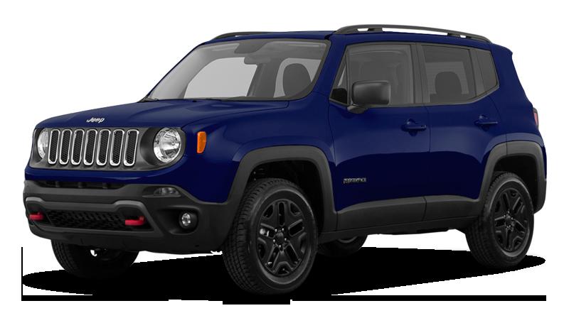 Jeep Renegade внедорожник