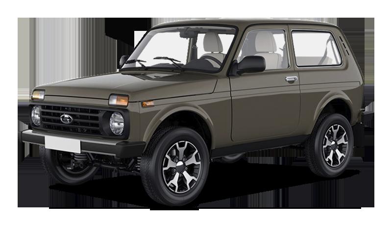 Lada 4x4 внедорожник