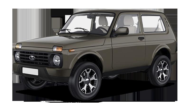 Lada 4x4 Urban  внедорожник