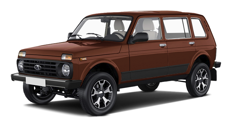 Lada 4x4 универсал