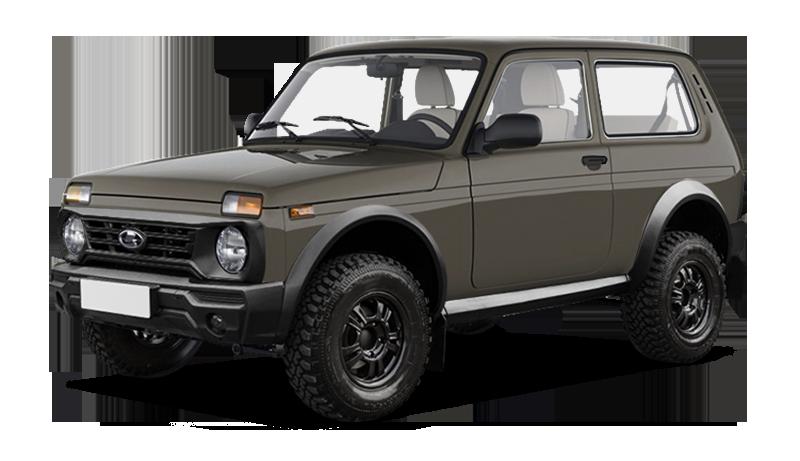 Lada 4x4 Bronto внедорожник