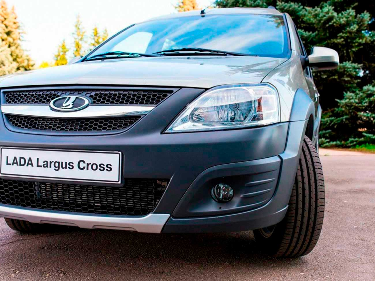 Lada Largus Cross универсал