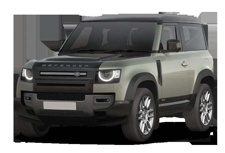Land Rover Defender 3D Внедорожник
