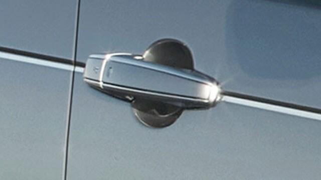 Система бесключевого доступа в автомобиль