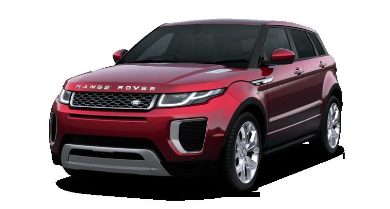 Land Rover Range Rover Evoque внедорожник