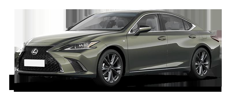Lexus ES седан 2 AT Comfort
