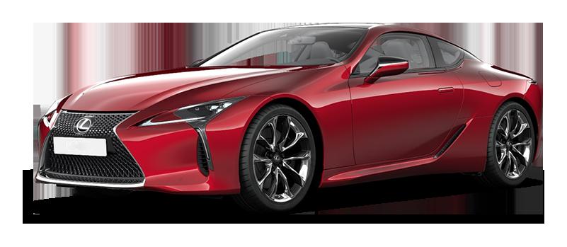 Lexus LC купе