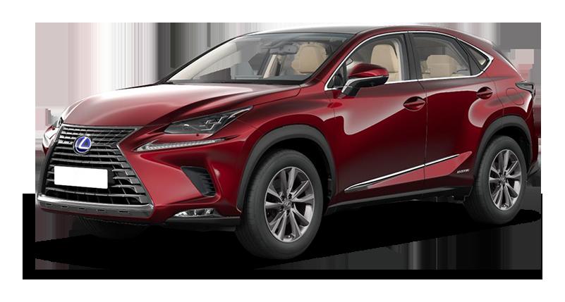 Lexus NX внедорожник