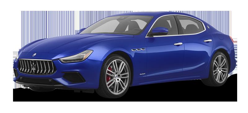 Maserati Ghibli седан