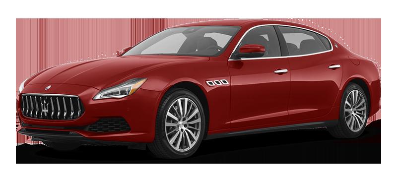 Maserati Quattroporte седан