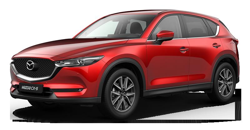 Mazda CX-5 внедорожник