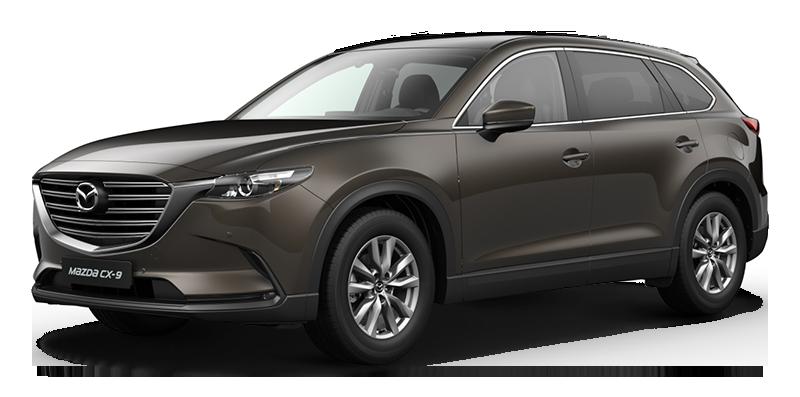Mazda CX-9 внедорожник