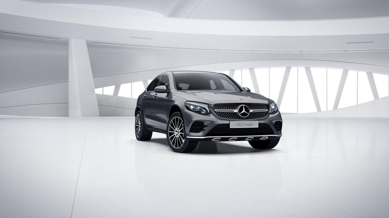 Mercedes-Benz GLC 300 Внедорожник