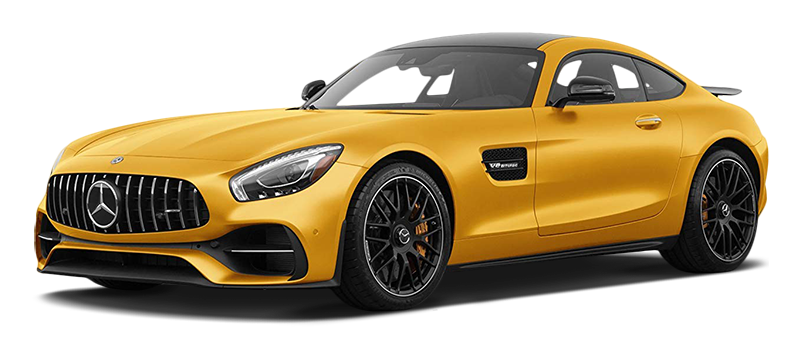 «Mерседес-Бенц» AMG GT купе