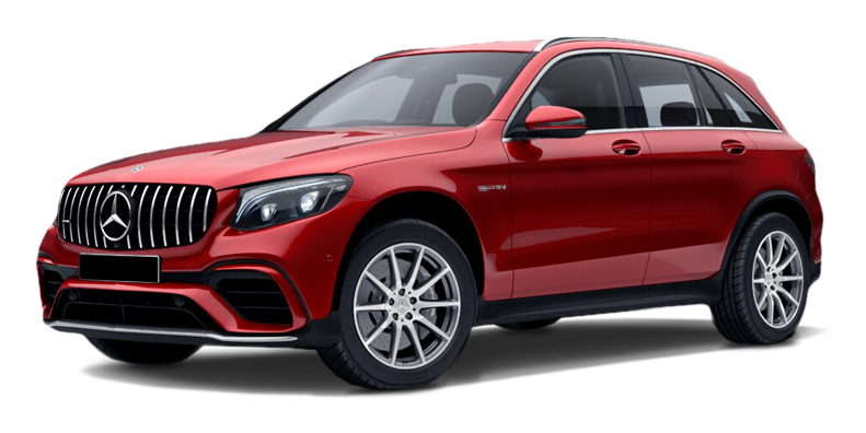 Mercedes-Benz GLC 63 AMG внедорожник 4 AT GLC 63 AMG