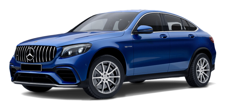 Mercedes-Benz GLC 63 AMG купе внедорожник 4 AT GLC 63 S AMG
