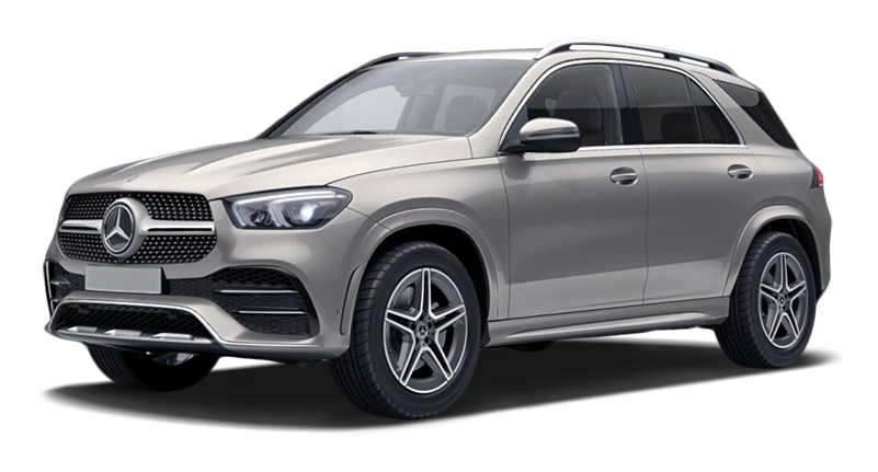 Mercedes-Benz GLE внедорожник 2.9 AT GLE 400 d