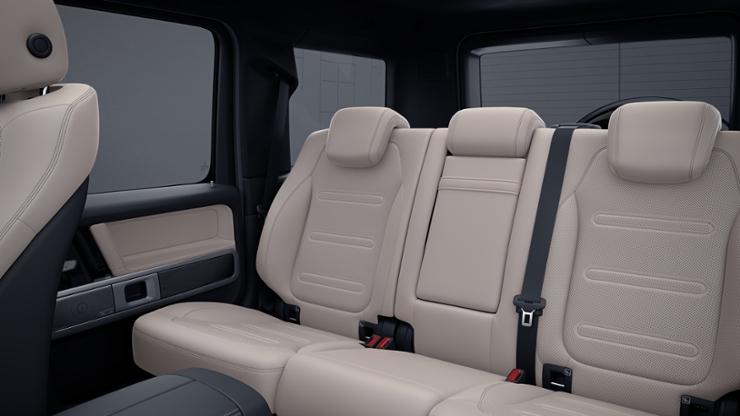 Подушки безопасности боковые Thorax со стороны водителя