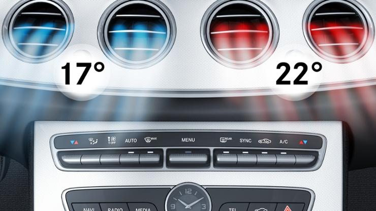 Автоматическая климатическая установка THERMATIC