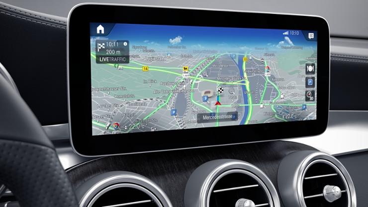 Пакет навигации с подготовкой для навигационных сервисов