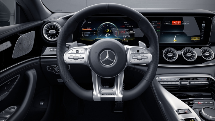 AMG Track Pace