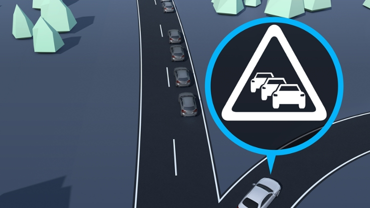Дорожная информация Live Traffic