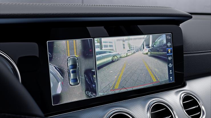 Парковочный пакет с камерой 360°