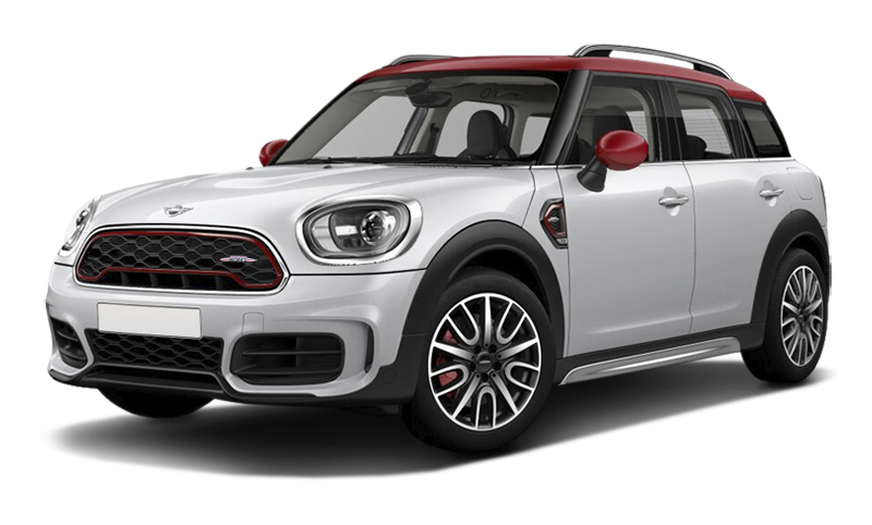 MINI Countryman John Cooper Works внедорожник 1.6 AT Countryman John Cooper Works ALL4