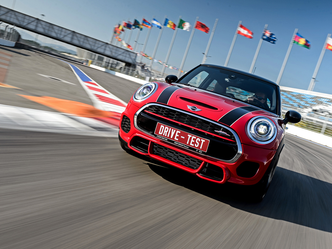 MINI Hatchback John Cooper Works хэтчбек