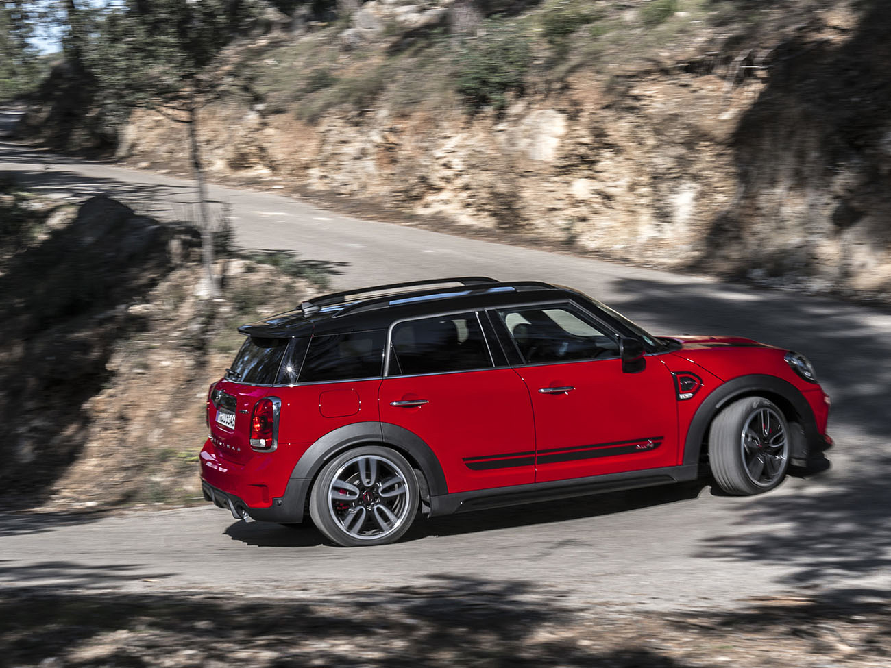 MINI Countryman John Cooper Works универсал