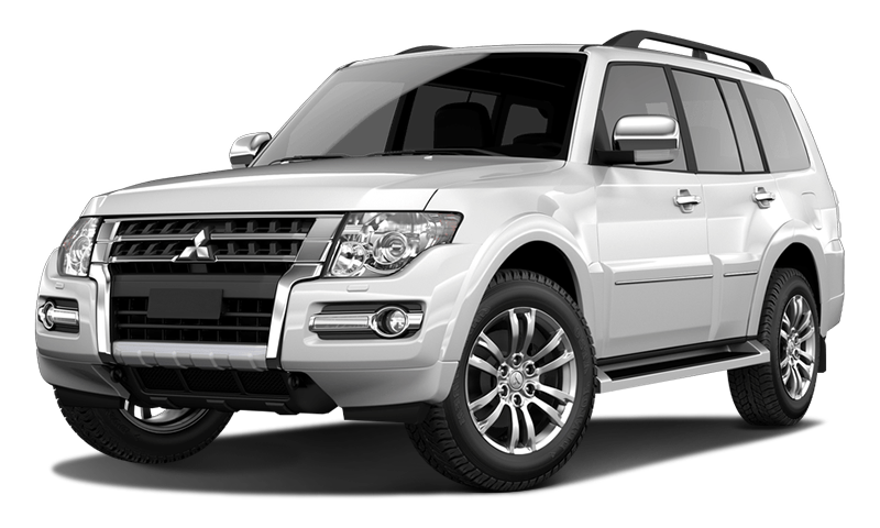 Mitsubishi Motors Pajero внедорожник