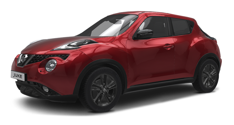 Nissan Juke внедорожник