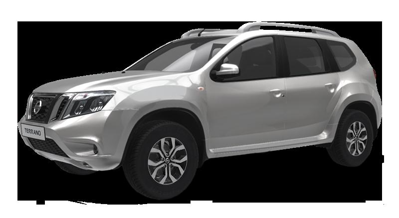 Nissan Terrano внедорожник