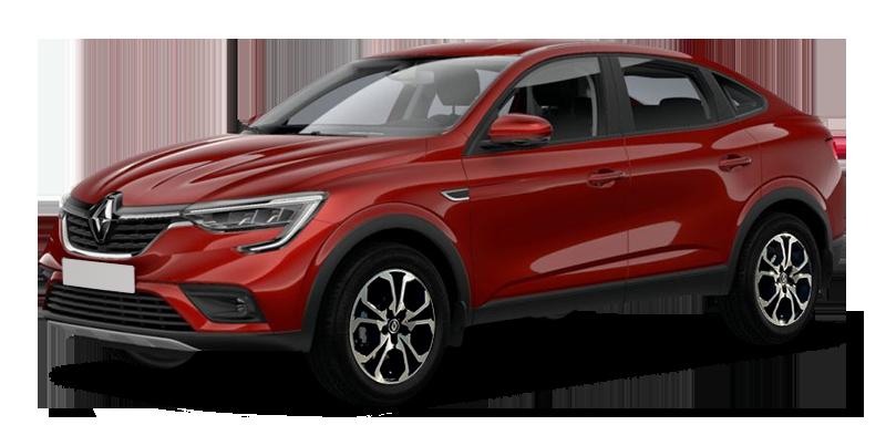 Renault Arkana внедорожник
