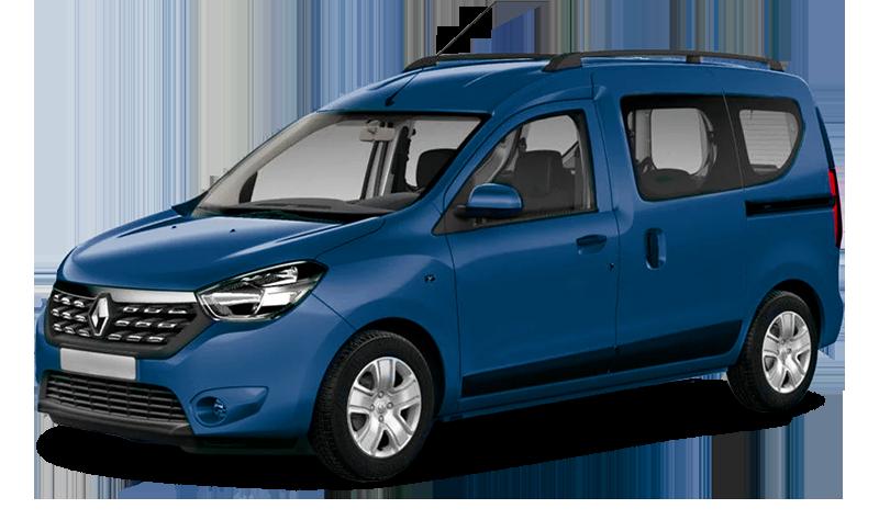 Renault Dokker минивэн 1.6 MT Life