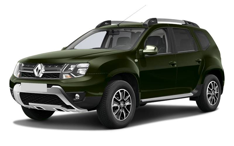Renault Duster внедорожник 1.6 MT Authentique