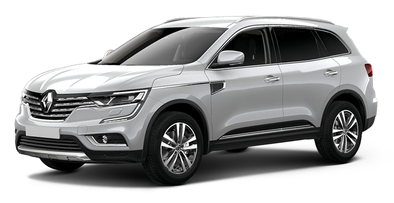 Renault Koleos внедорожник 2.5 CVT Premium