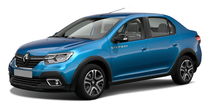 Renault Logan Stepway седан