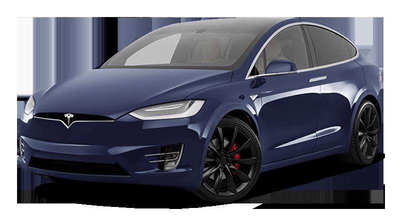 Tesla Model X универсал