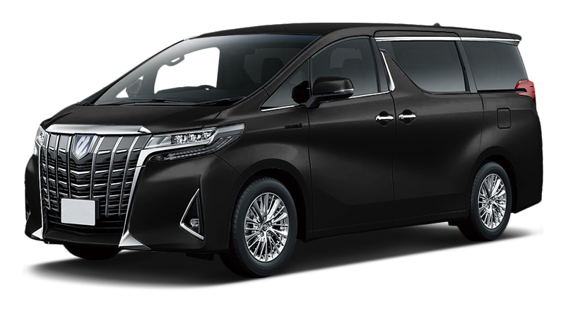 Toyota Alphard минивэн 3.5 AT Executive Lounge