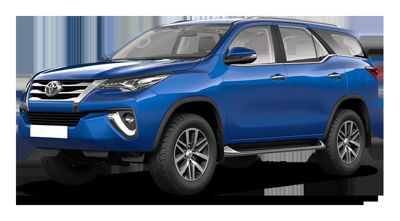 Toyota Fortuner универсал