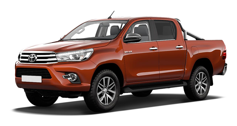 Toyota Hilux пикап