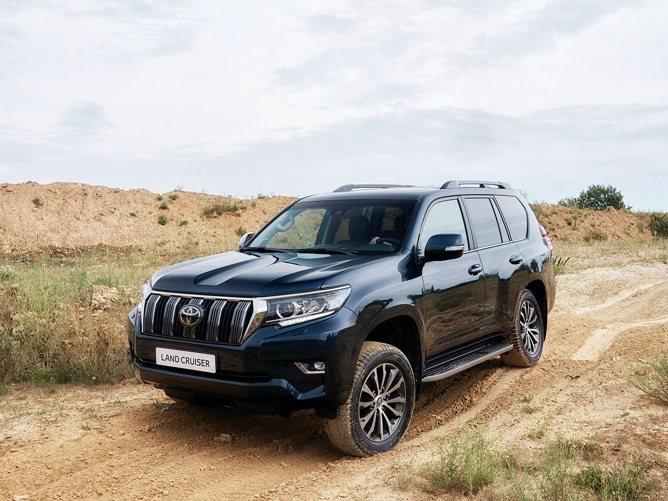 Toyota Land Cruiser Prado внедорожник