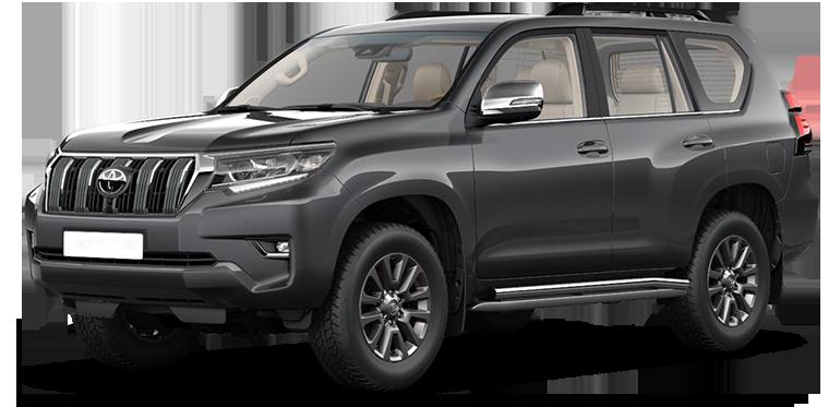 Toyota Land Cruiser Prado Внедорожник
