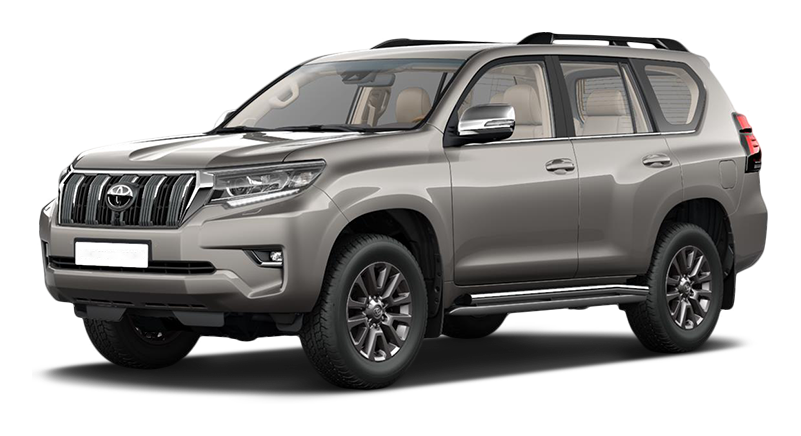 Toyota Land Cruiser Prado универсал 2.7 MT Classic